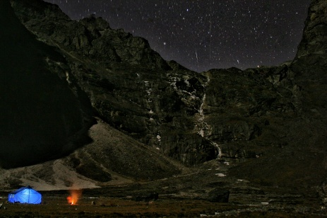 Kyajo Ri Nepal Night Stars