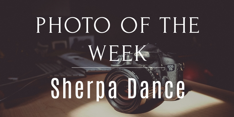 Photo Of The Week: Sherpa Dance